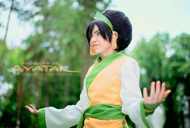 Toph Bei Fong - I am Melon Lord! by TophWei