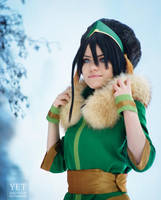 Winter Time - Toph Bei Fong by TophWei
