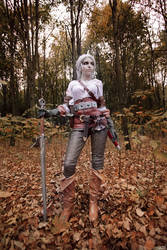 Cirilla - the Forest by TophWei
