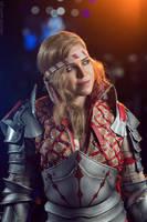 Saskia cosplay by TophWei