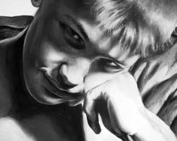 Boy's Portrait by Cefys