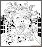 Trump by NathanKroll