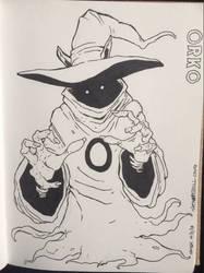 Creepy Orko by NathanKroll
