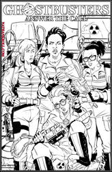 Ghostbusters Answer The Call by NathanKroll