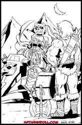 Battle Ram by NathanKroll