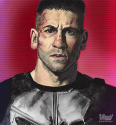 The Punisher by Tadory