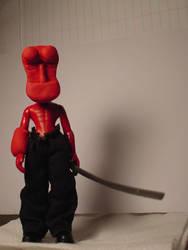 Hellboy Custom Figure 2-2 by vipmib