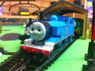 Thomas The Tank Engine by TrackmasterPrime
