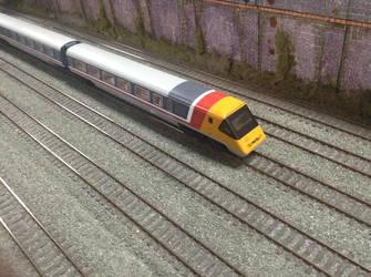 APT (Advanced Passenger Train) by TrackmasterPrime