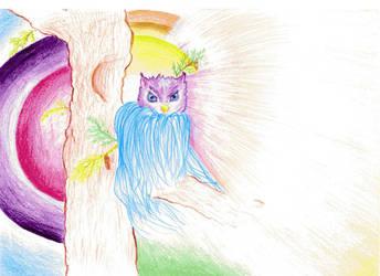 Dream Owl by KeiraFey