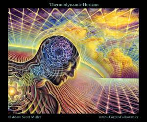 Thermodynamic Horizon by Adam-Scott-Miller
