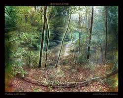 Autumn's Creek by Adam-Scott-Miller