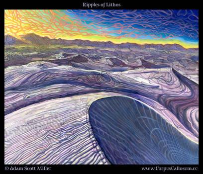 Ripples of Lithos by Adam-Scott-Miller