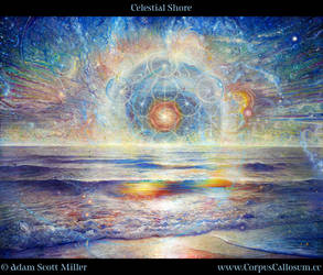Celestial Shore by Adam-Scott-Miller