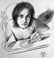 Self-Scribe by Adam-Scott-Miller