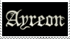 Ayreon Stamp by EternalDemise