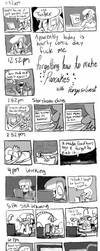 Hourly comic day by pengosolvent