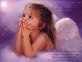 Angel by MilanaOP