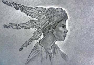 The Queen by Jiuta