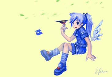 Blue by Jiuta