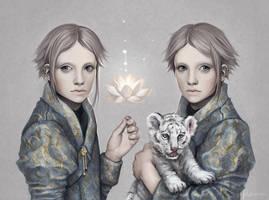Lotus by Jiuta