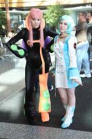 Eureka and Anemone by octomobiki