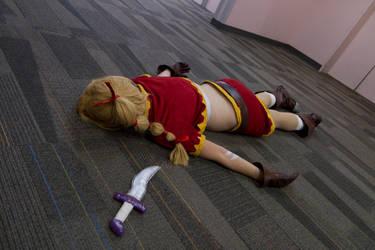 Kidd Death!! by octomobiki
