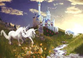 Dream Vision by Karolina-Borkowski