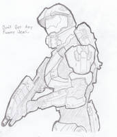 master chief by Pet-my-head