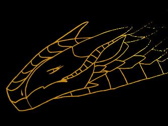Omen Scratchboard by CobraCatDragon2898