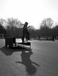 Skate II by cyberS