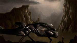 Mawrth Vallis by axiom-concepts