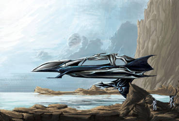 Drop Ship by axiom-concepts