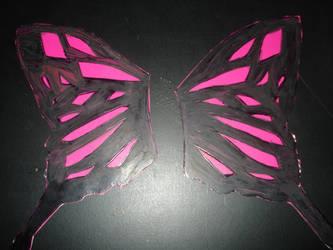 my butterfly creation by HIrashi679