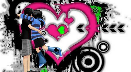 punk love by HIrashi679