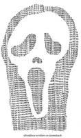 Ghostface by moniek-kuuper