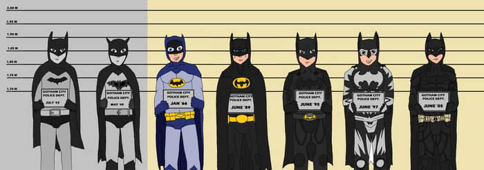 The Usual Suspect: Batman by moniek-kuuper