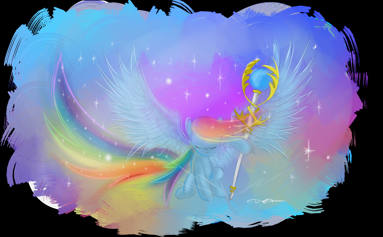 Rainbow Dash by AmethystHorn