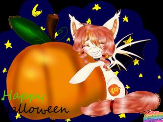 Happy Halloween! by luna-howltothemoon
