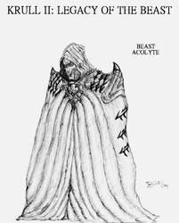Krull 2 Beast Acolyte by KronnangDunn