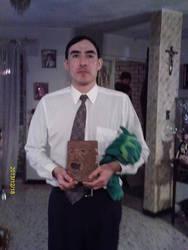 Howard Phillips Lovecraft Cosplay by KronnangDunn