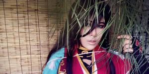 Touken ranbu- Kanesada Izuminokami cosplay by AliceInmetalland