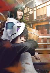 Spirited Away - Haku cosplay by AliceInmetalland