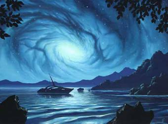 Galactic Paradise by JEK2004