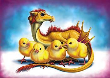 Chicks by JEK2004