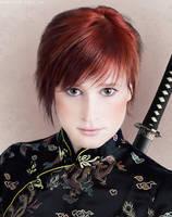 Redheads are Dangerous by branislavboda
