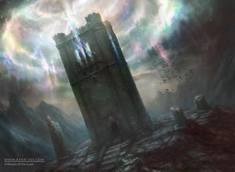 Command Tower by Artofryanyee