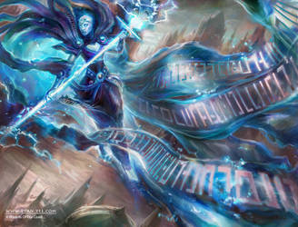 Ascended Lawmage by Artofryanyee