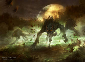 Moonmist by Artofryanyee