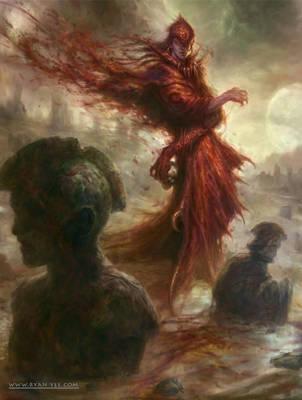 Blood King by Artofryanyee